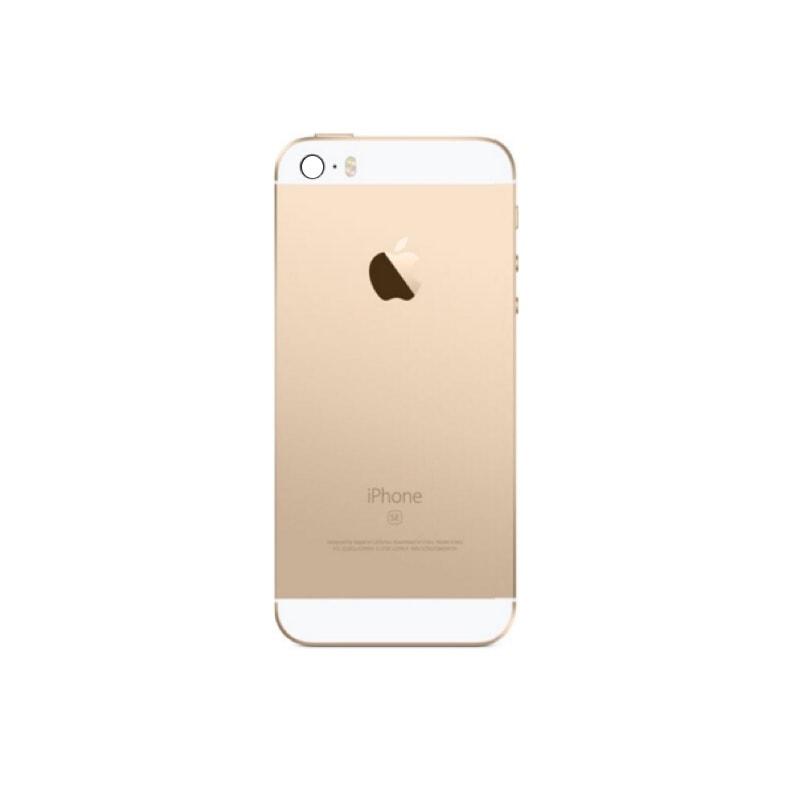 Apple iPhone SE zadní kryt baterie zlatý champagne gold