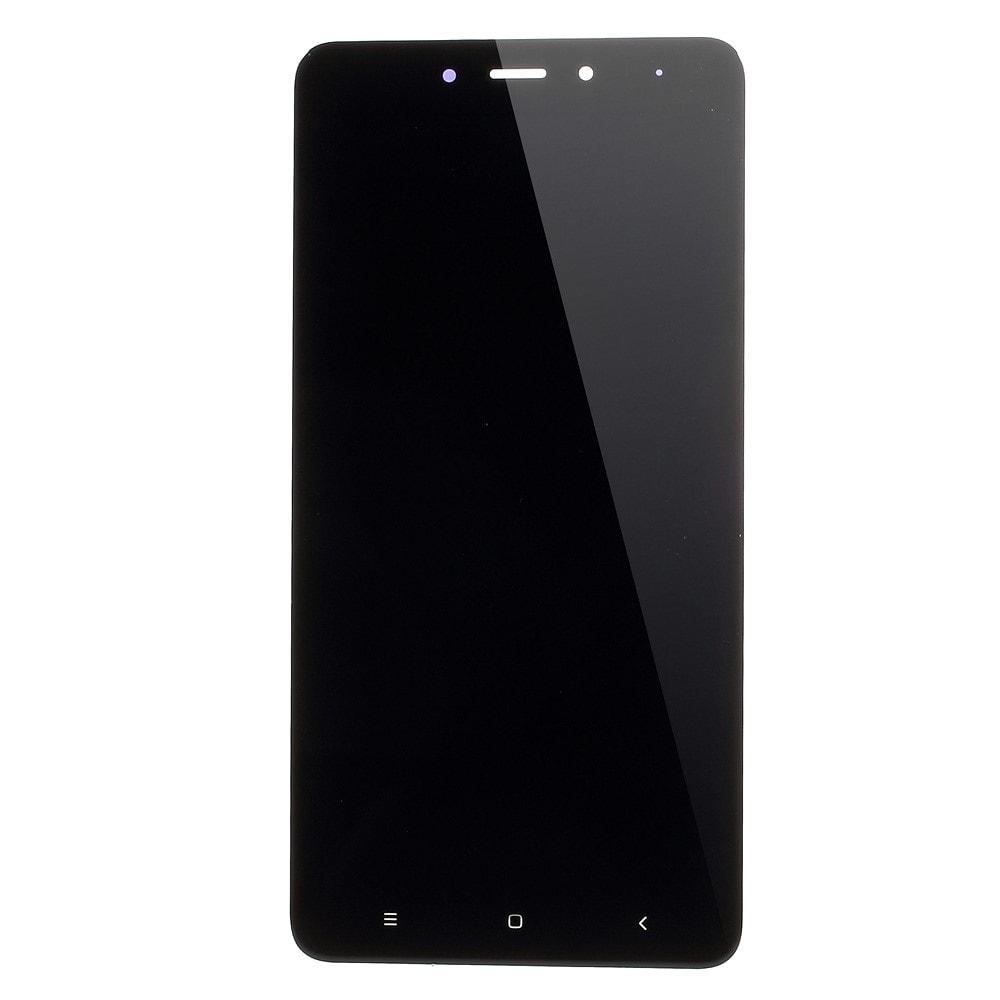 Xiaomi Redmi Note 4 / Note 4X LCD displej černý dotykové sklo komplet