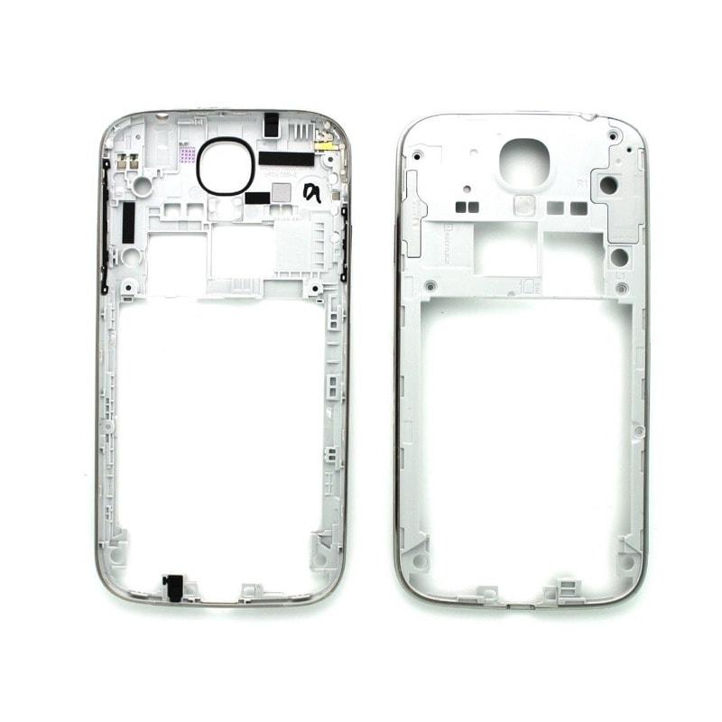 Samsung Galaxy S4 střední rámeček telefonu kryt tlačítek i9505