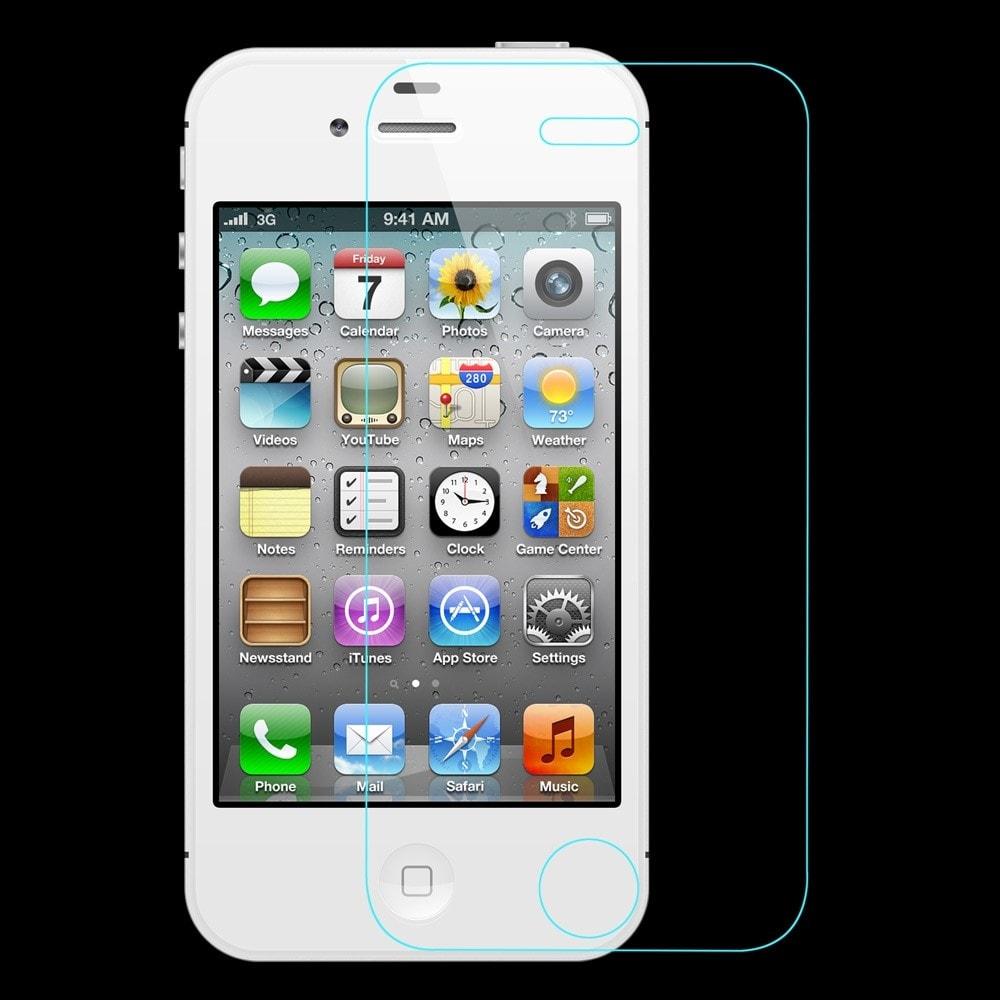 Apple iPhone 4 4S Ochranné tvrzené sklo displeje