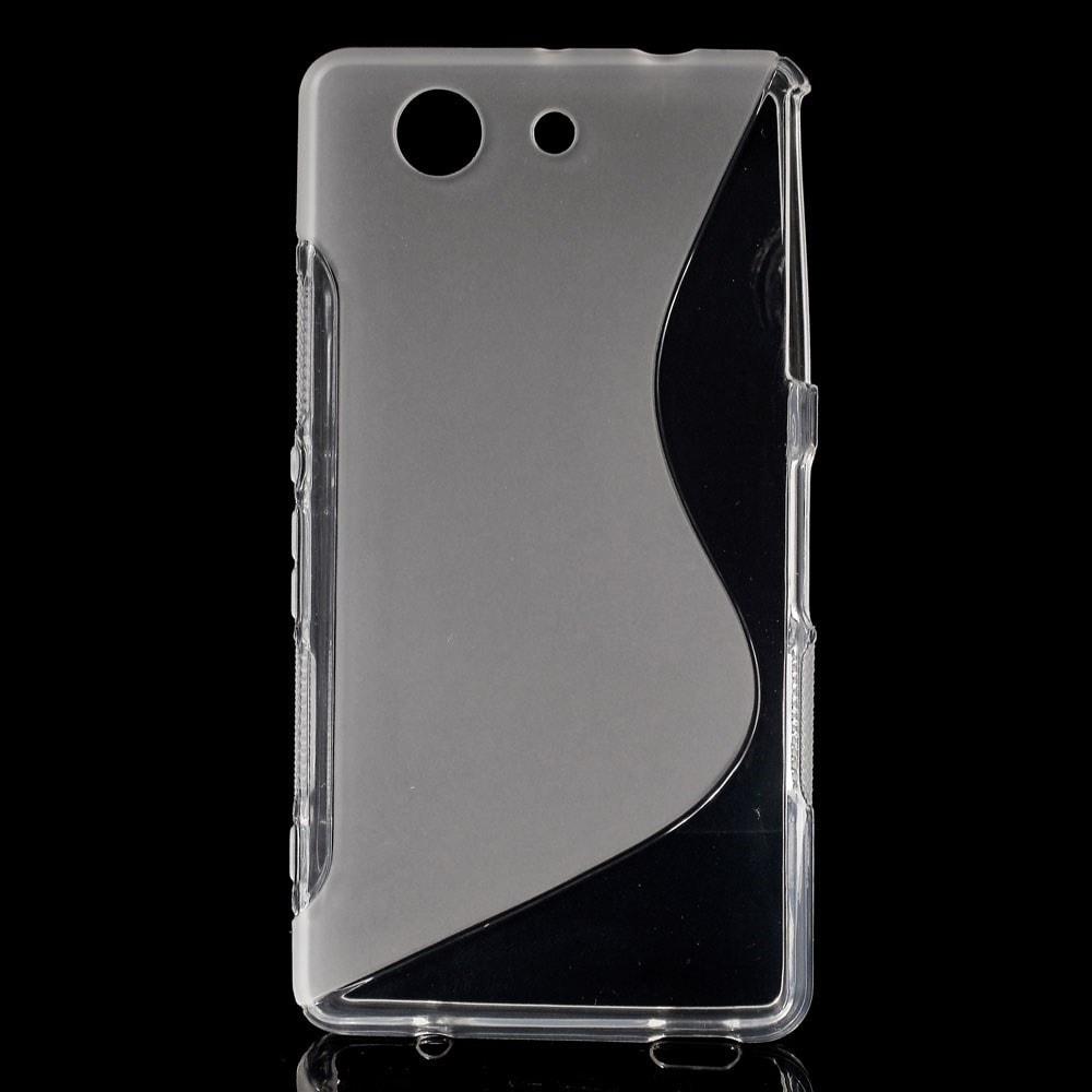 Sony Xperia Z3 Compact Ochranné pouzdro obal transparentní kryt