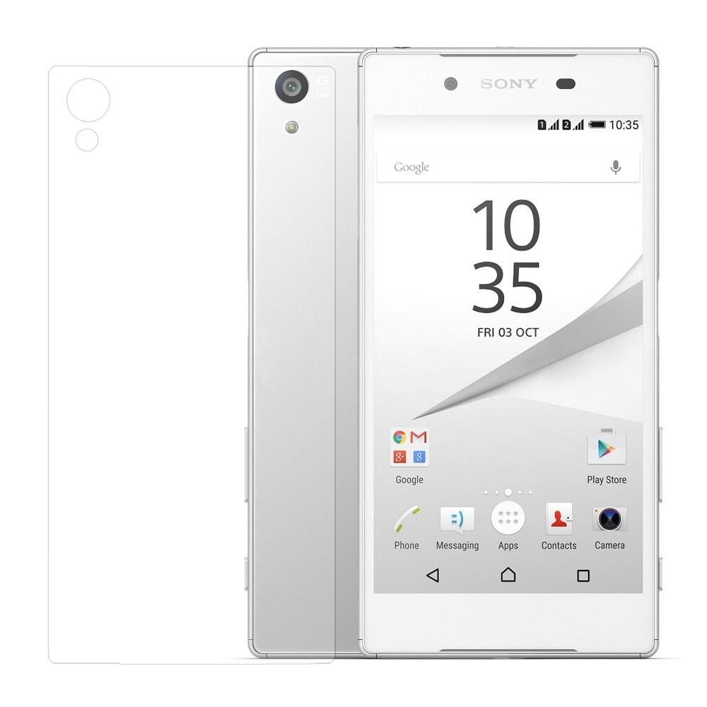 Sony Xperia Z5 Ochranné sklo zadního skleněného krytu baterie E6653