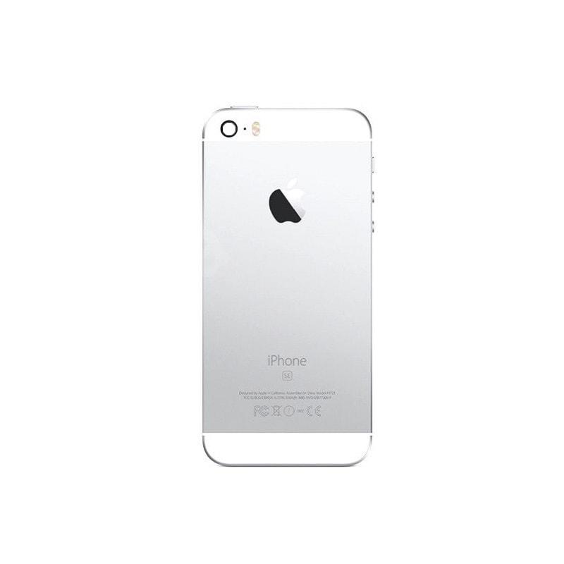 Apple iPhone SE zadní kryt baterie stříbrný silver
