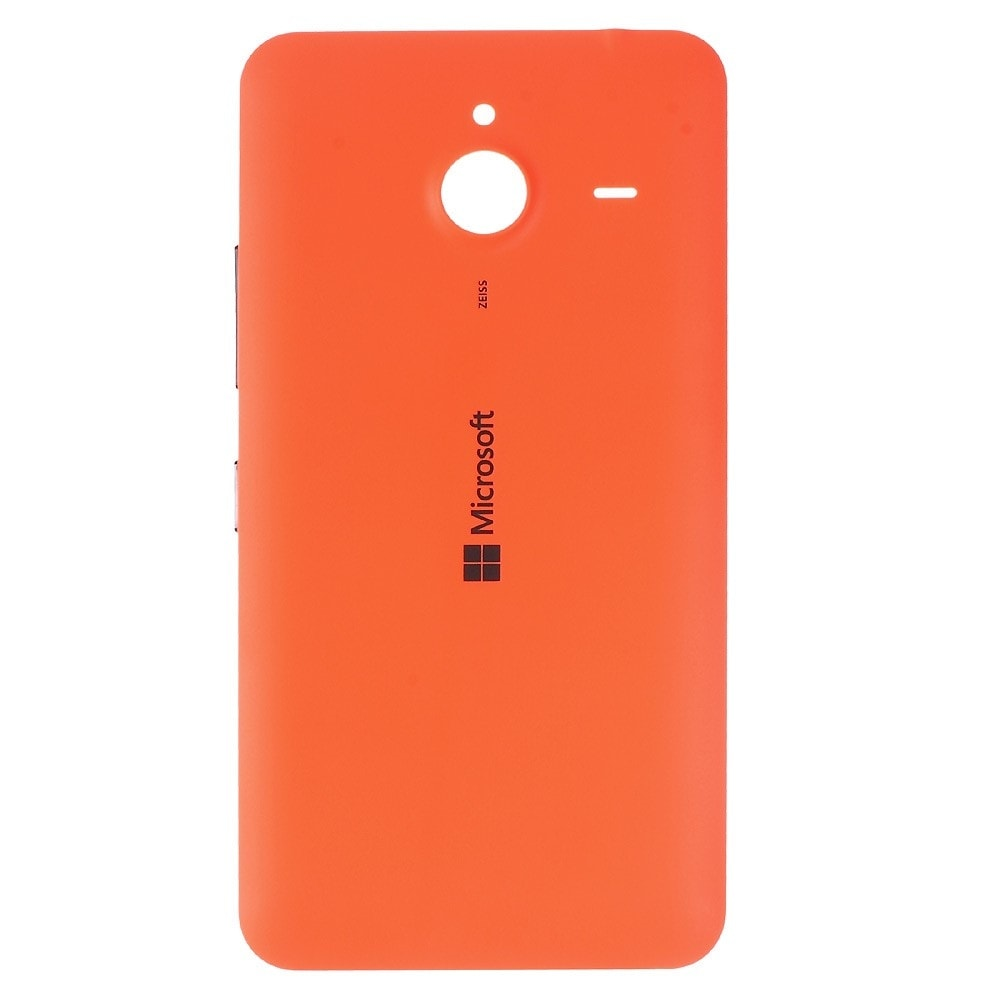 Microsoft Lumia 640 XL Zadní kryt baterie oranžový