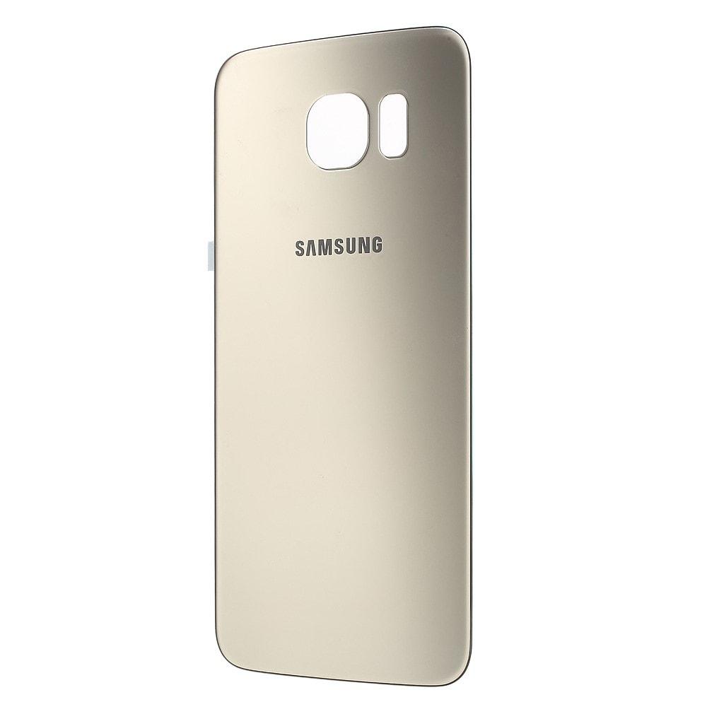 Samsung Galaxy S6 zadní kryt baterie zlatý G920F