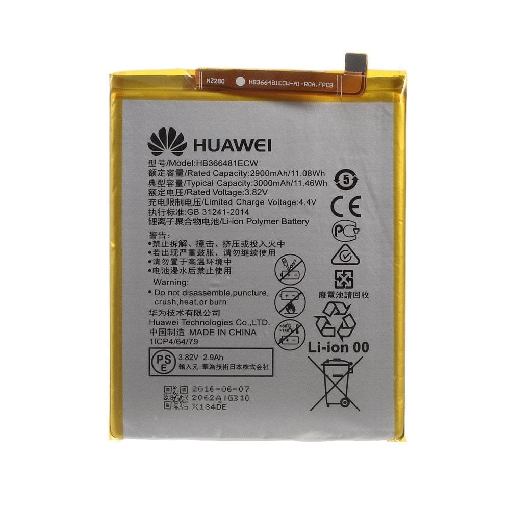 Huawei P9 / P9 lite / G9 / Honor 8 / Honor 5c / P9 Lite 2017 / Honor 6X / P10 Lite / P Smart Baterie HB366481ECW