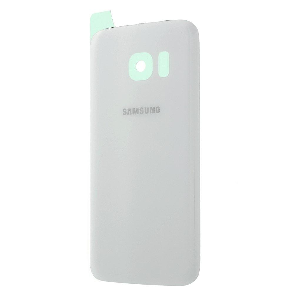 Samsung Galaxy S7 zadní kryt baterie bílý G930F