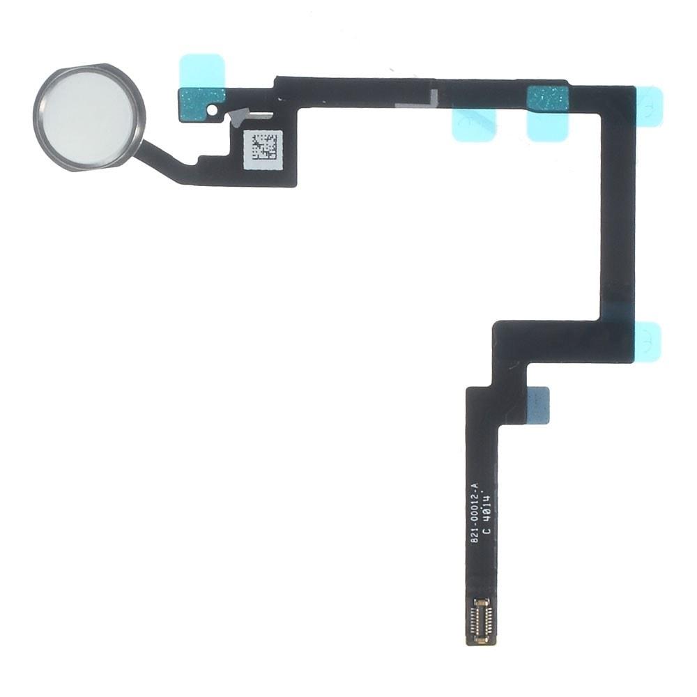 Apple iPad Mini 3 home button flex touch ID stříbrný
