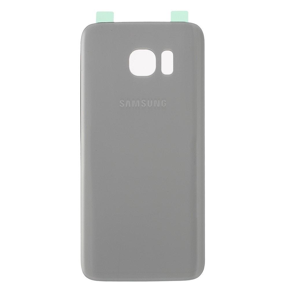 Samsung Galaxy S7 Edge zadní kryt baterie stříbrný silver G935F