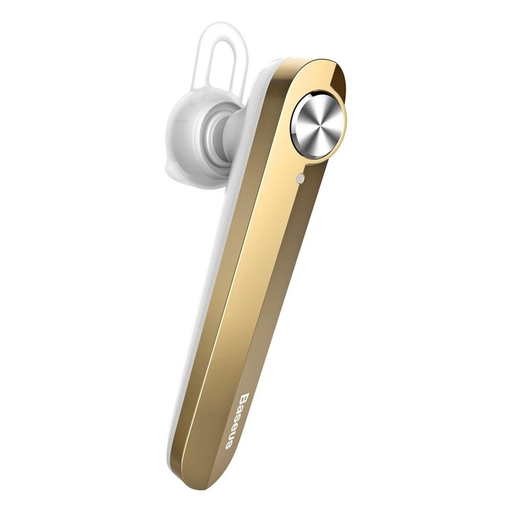 Bluetooth sluchátko Hands-free BASEUS A01 zlaté