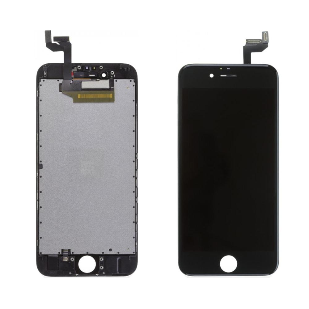 Apple iPhone 6S Plus LCD displej černý + dotykové sklo komplet