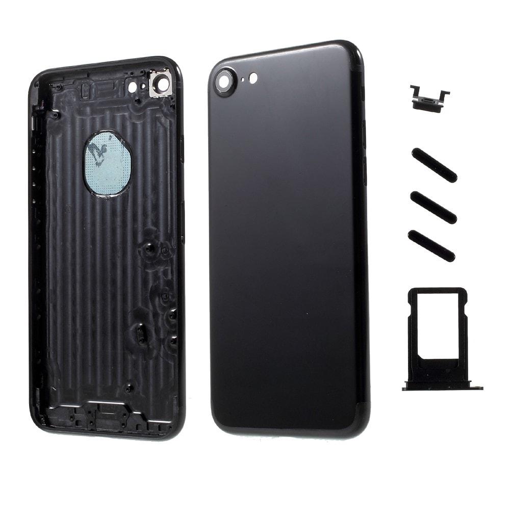 Apple iPhone 7 zadní kryt baterie Jet black černý