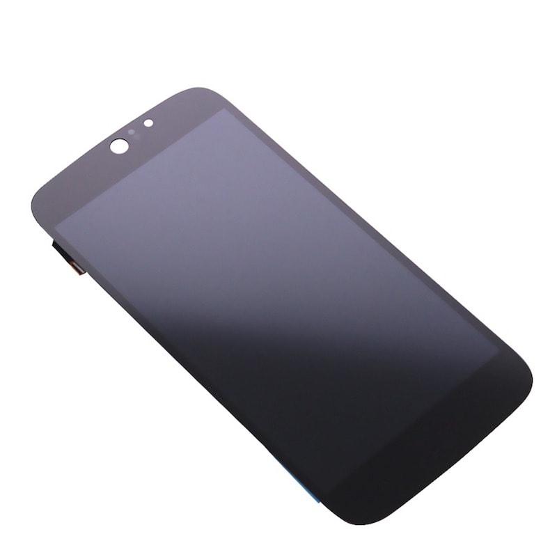 Acer Liquid Jade Z S57 LCD displej černý + dotykové sklo komplet