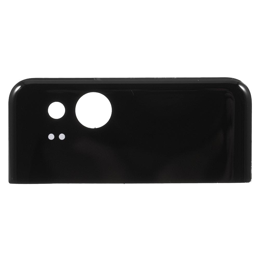 Google Pixel 2 zadní krytka skleněná černá