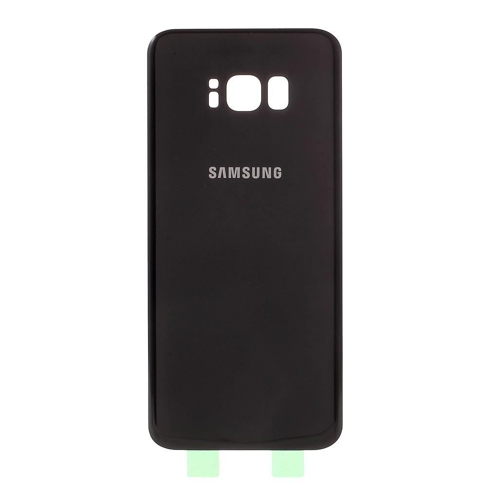 Samsung Galaxy S8 + Plus zadní kryt baterie černý G955F