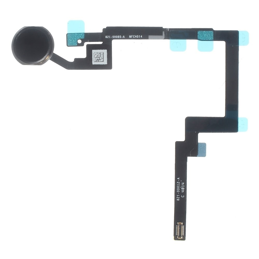 Apple iPad Mini 3 home button flex touch ID černé