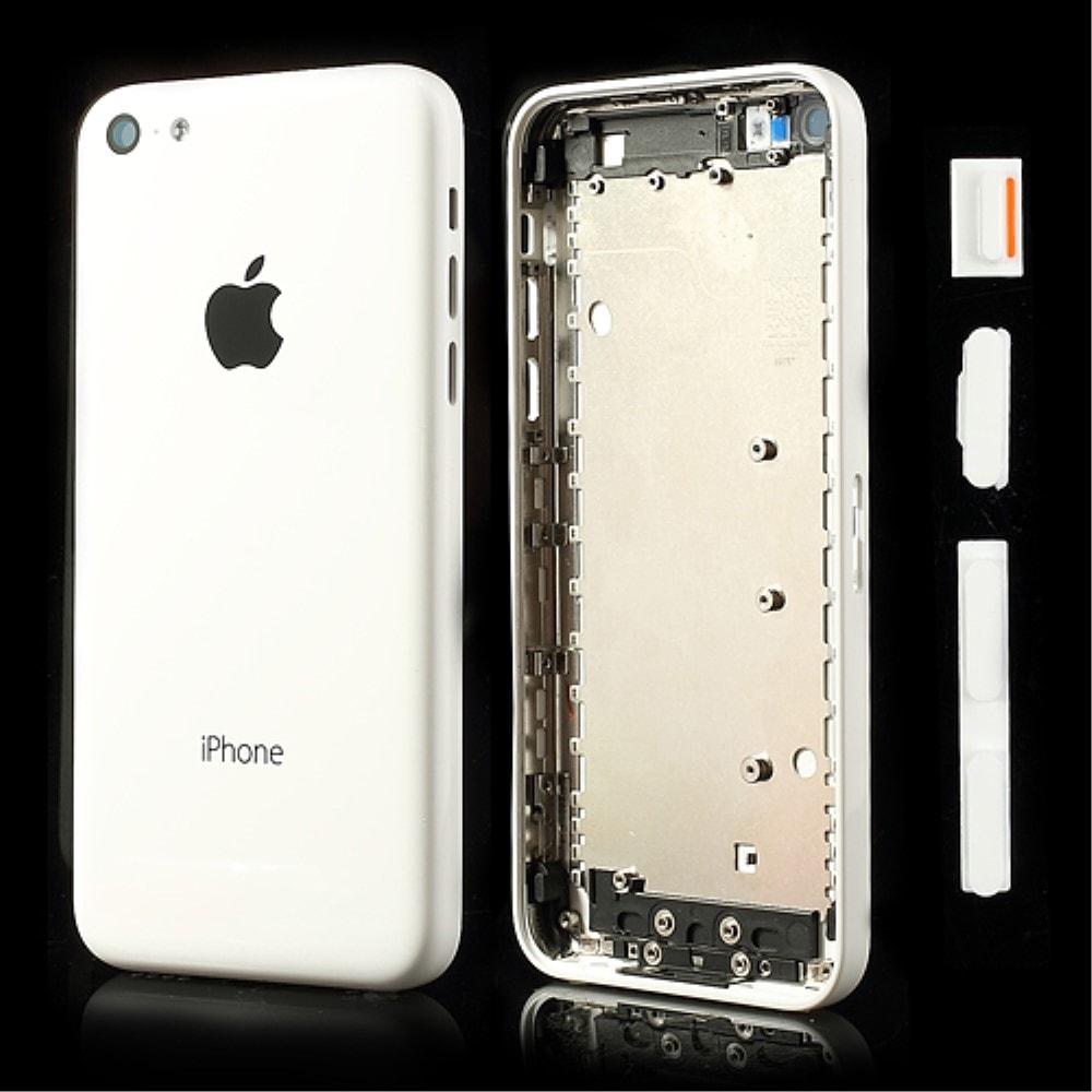 Apple iPhone 5C zadní kryt baterie bílý