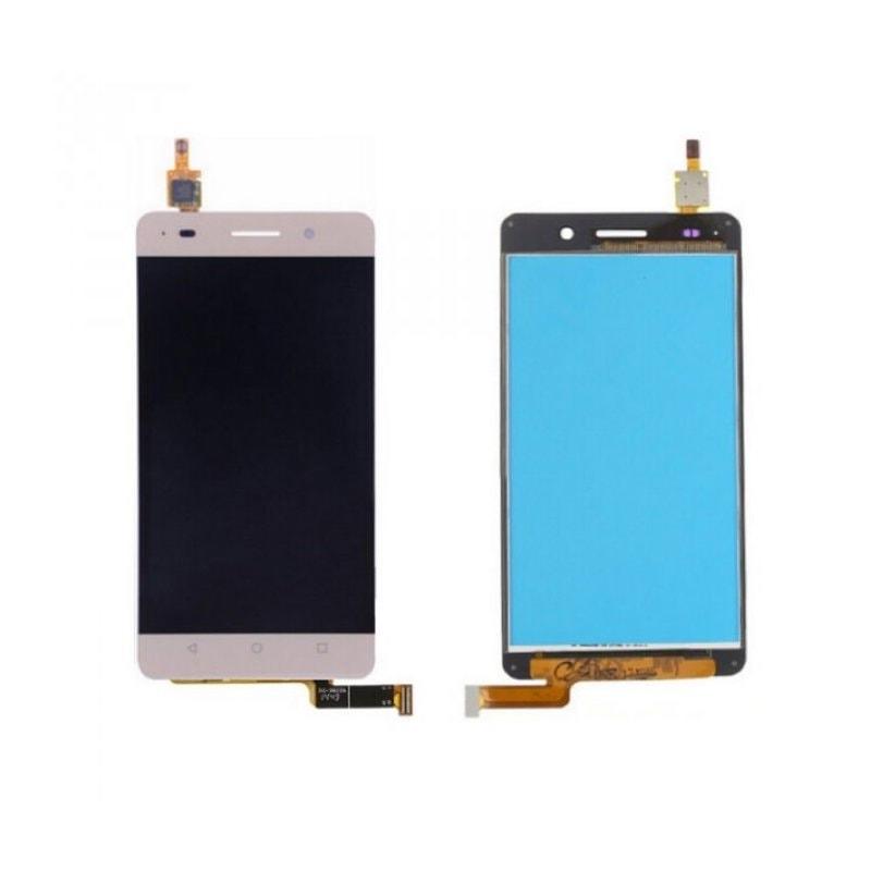 Honor 4C LCD displej zlatý + dotykové sklo