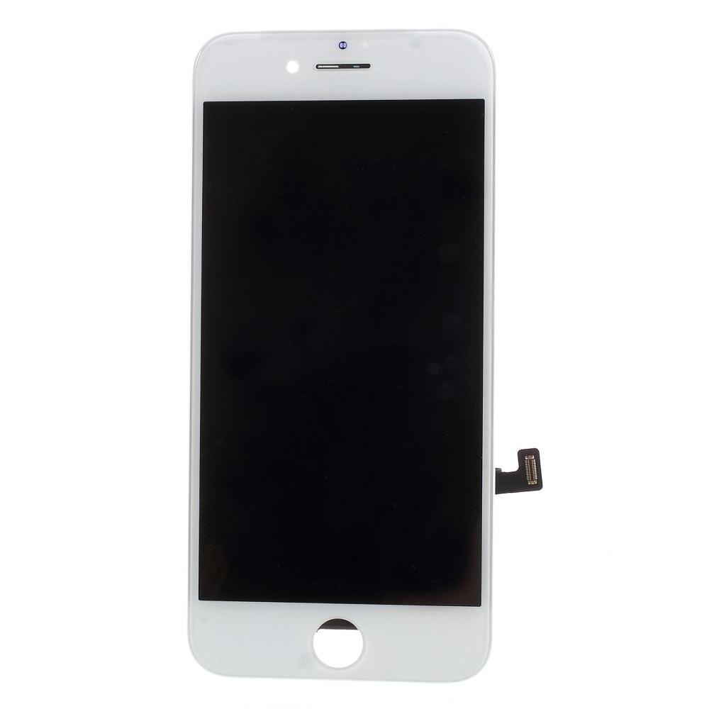 Apple iPhone 8 LCD displej dotykové sklo bílé
