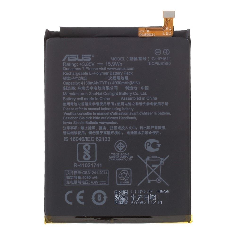 Asus Zenfone 3 Max Baterie ZC520TL C11P1611
