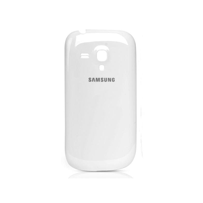 Samsung Galaxy S3 mini zadní kryt baterie bílý i8190