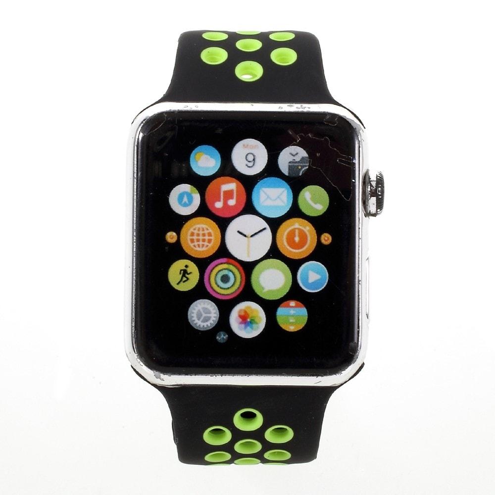 Apple Watch 42mm silikonový řemínek sportovní Nike Sport