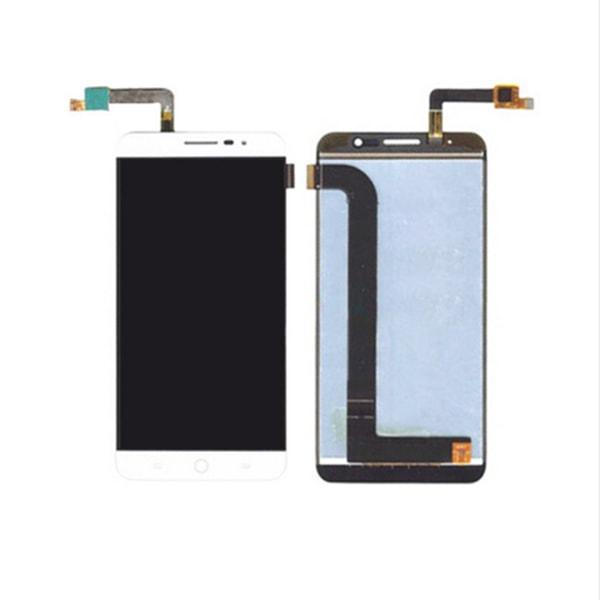 Coolpad Modena E501 LCD displej dotykové sklo bílé
