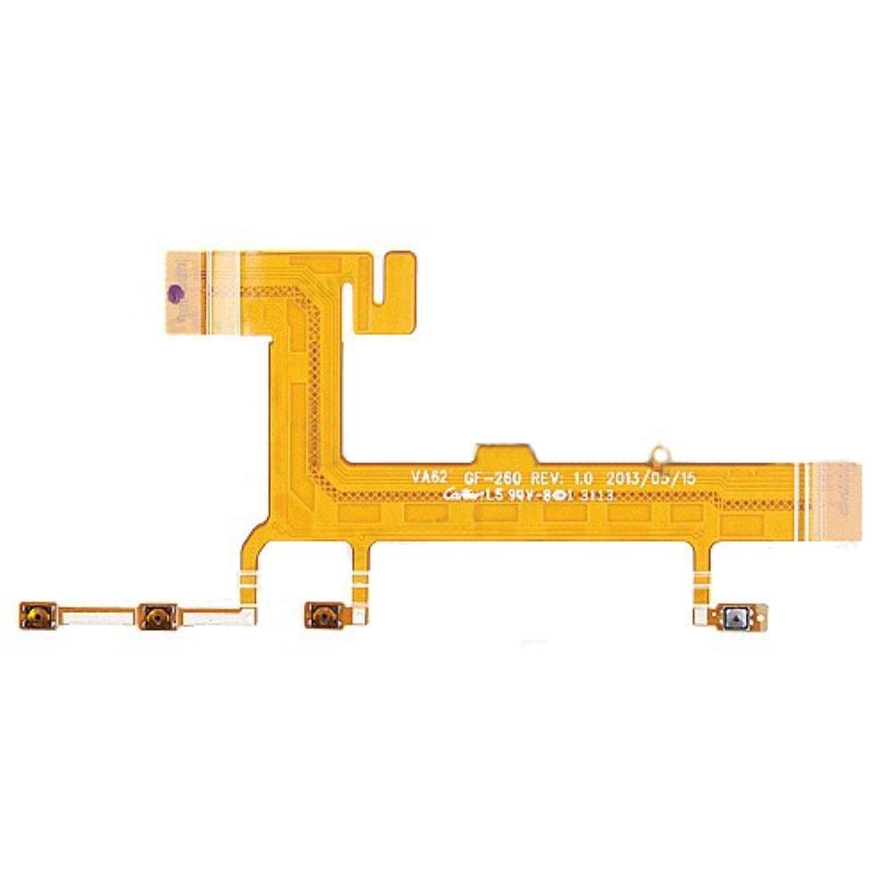 Nokia Lumia 625 boční tlačítka zapínací tlačítko flex ovládání hlasitosti