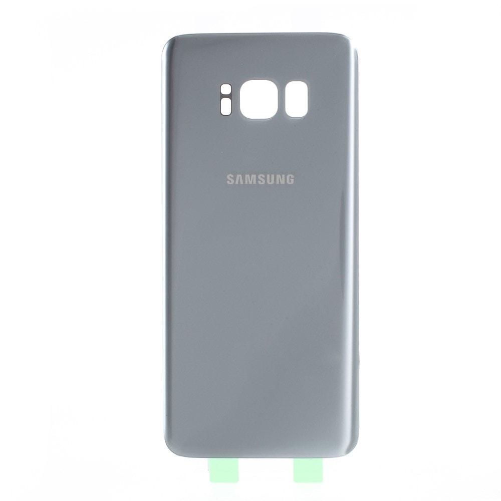 Samsung Galaxy S8 Zadní kryt baterie Stříbrný G950F