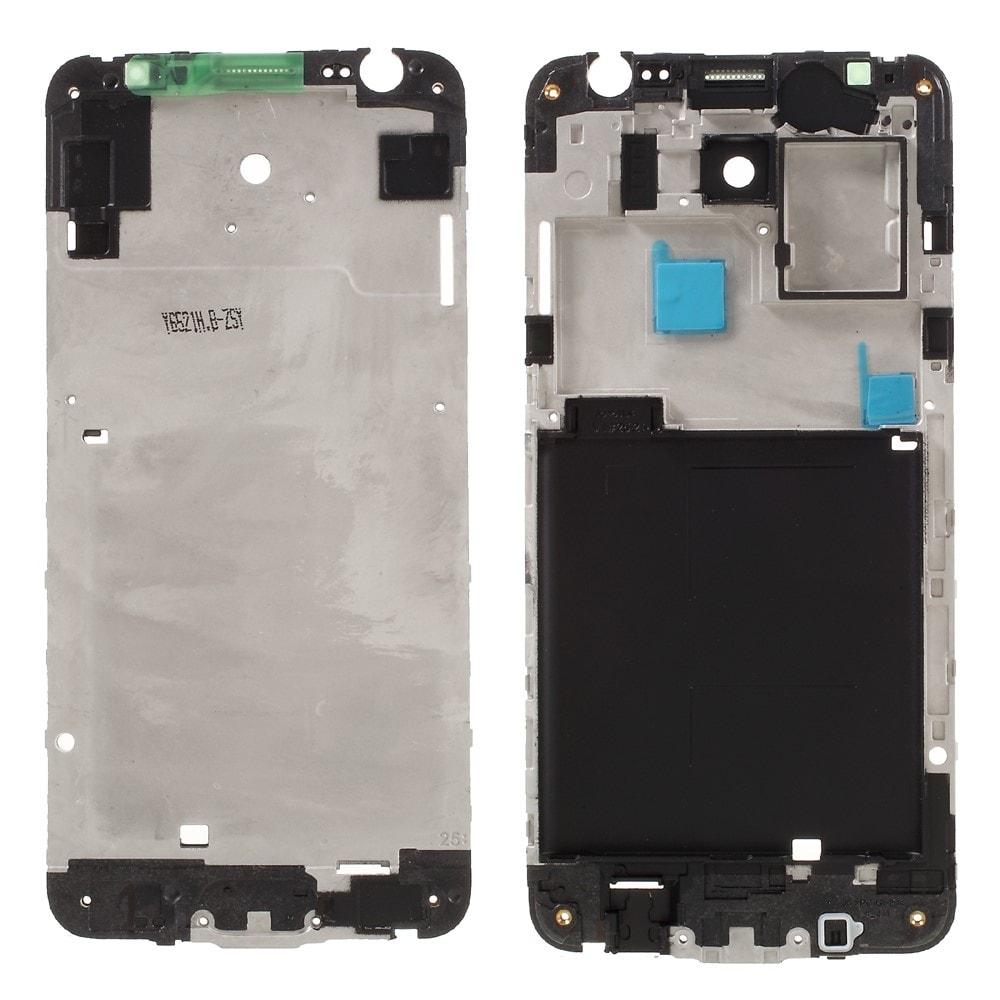 Samsung Galaxy J5 2015 LCD rámeček kovový středový kryt telefonu J500F