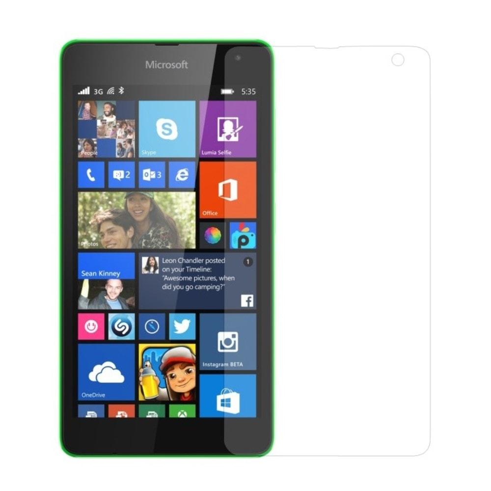 Microsoft Nokia Lumia 535 Ochranné tvrzené sklo 2,5D