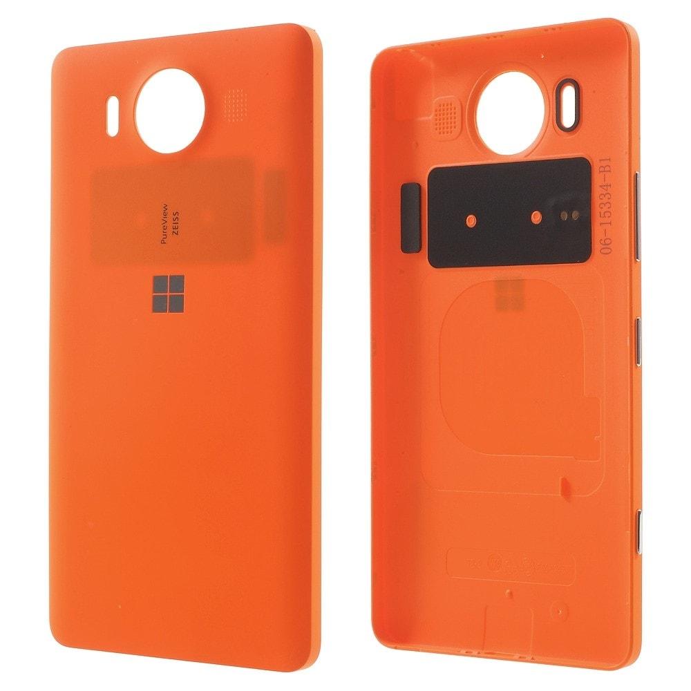 Microsoft Lumia 950 Zadní kryt baterie oranžový