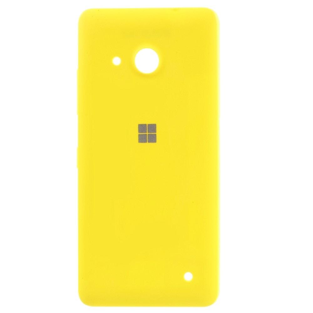 Microsoft Lumia 550 Zadní kryt baterie žlutý