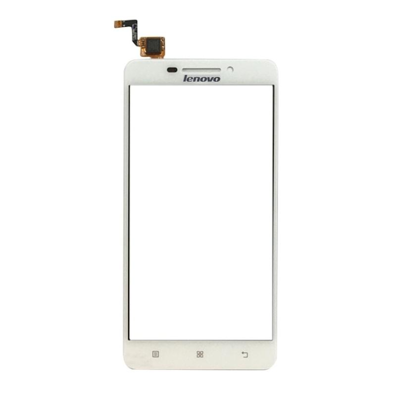 Lenovo A5000 dotykové sklo bílé