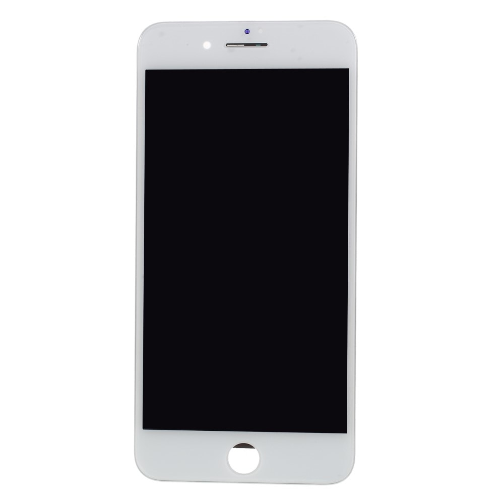 Apple iPhone 8 Plus LCD displej dotykové sklo bílé