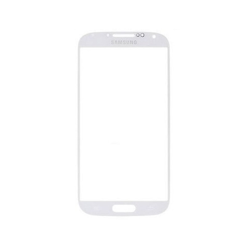 Samsung Galaxy S4 krycí sklo displeje bílé i9505
