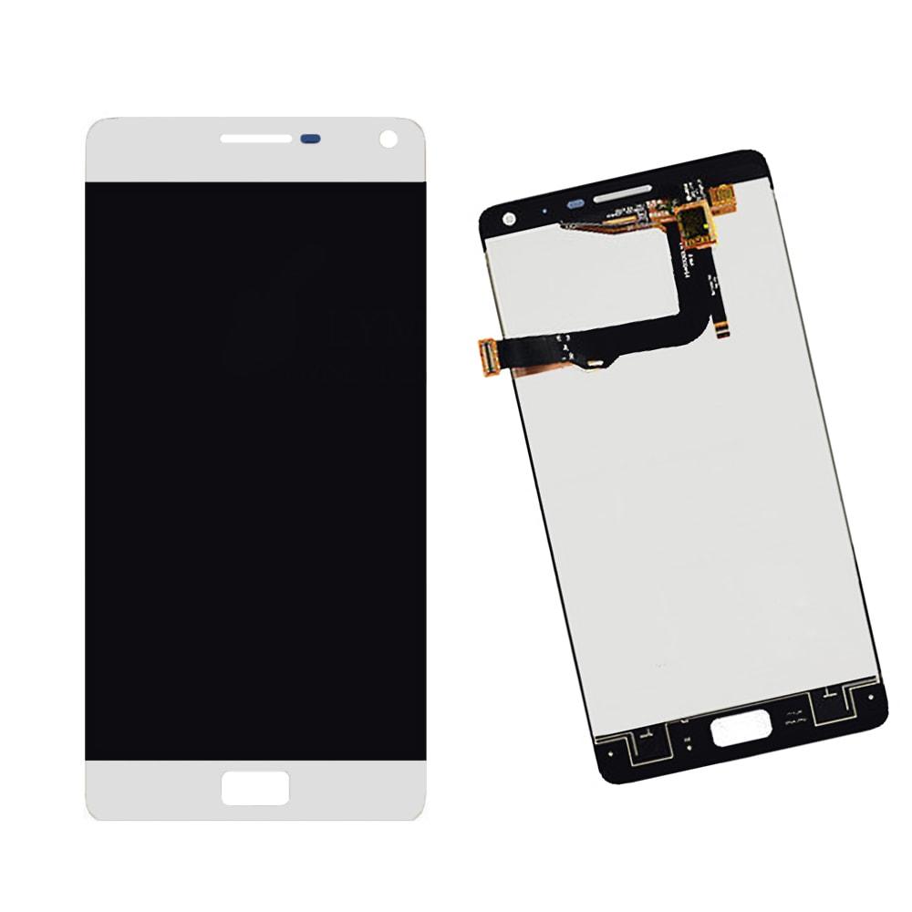 Lenovo Vibe P1 LCD displej dotykové sklo bílé P1c72 P1a42 P1c58