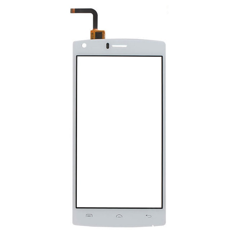 Doogee X5 Max Pro dotykové sklo bílé