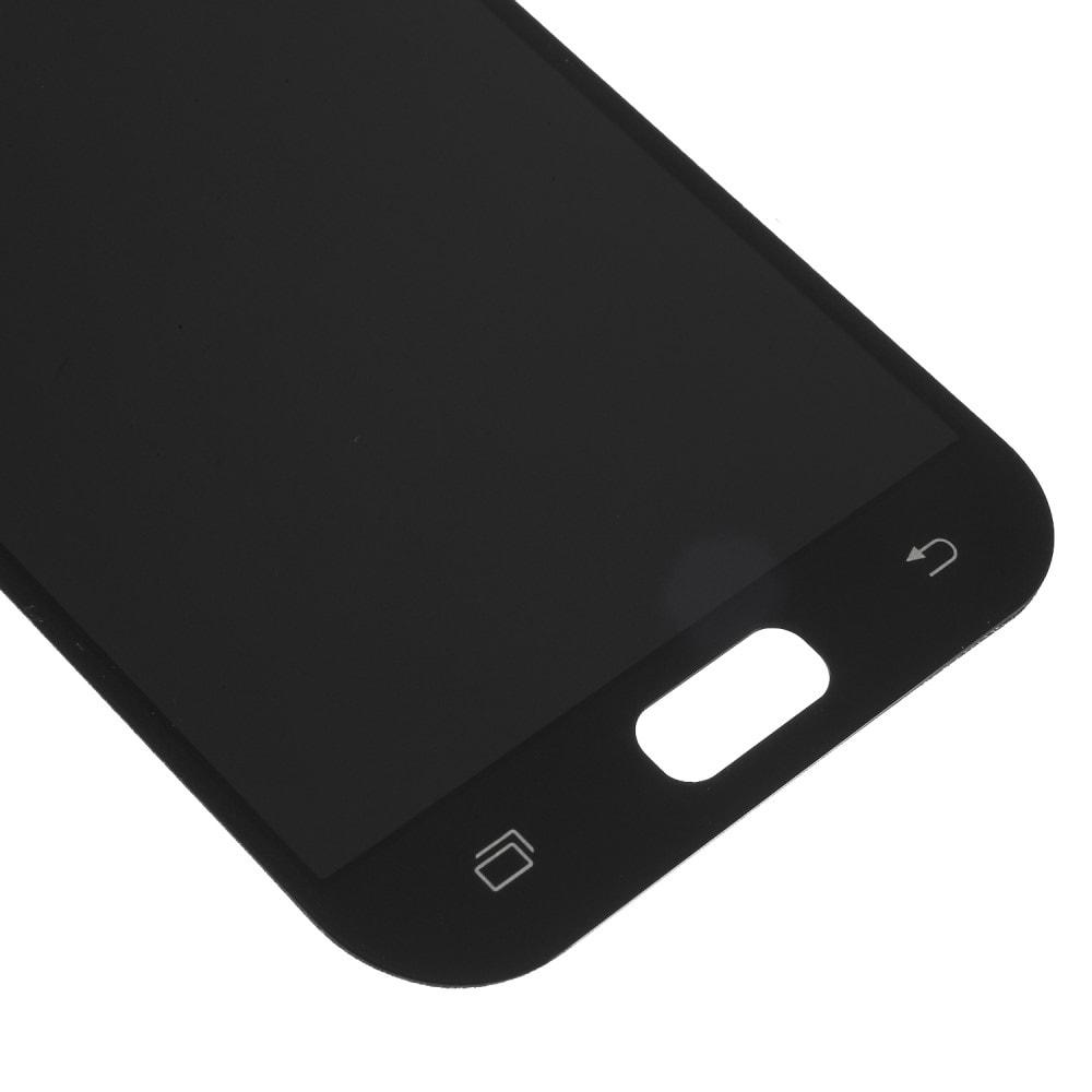 Samsung Galaxy A5 2017 LCD displej TFT přední panel komplet dotykové sklo A520 černý