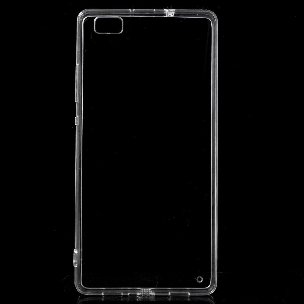 Huawei P8 Lite zadní ochranný kryt transparentní pouzdro