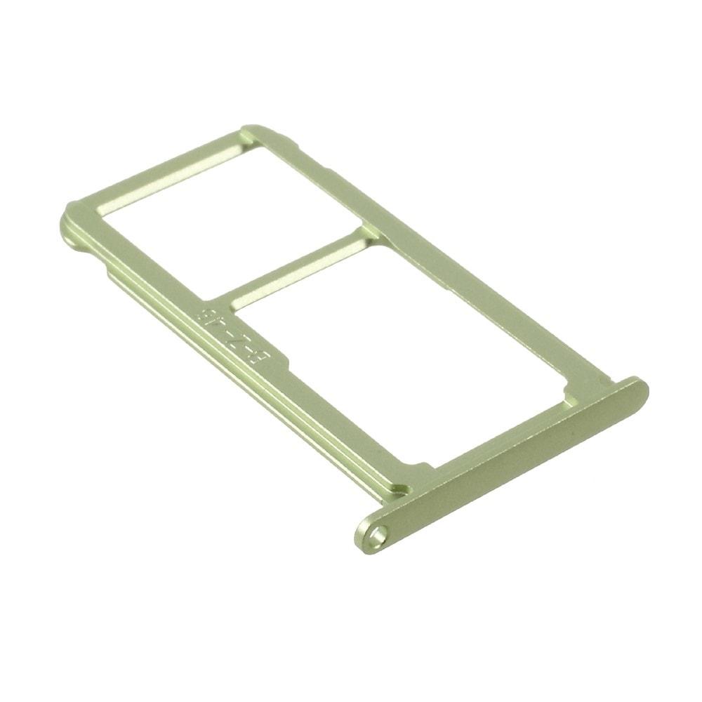 Huawei P10 šuplík na SIM kartu držák SD zelený