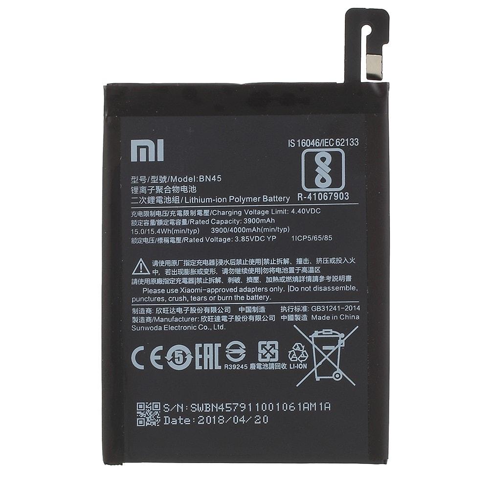 Xiaomi Redmi Note 5 Global baterie BN45