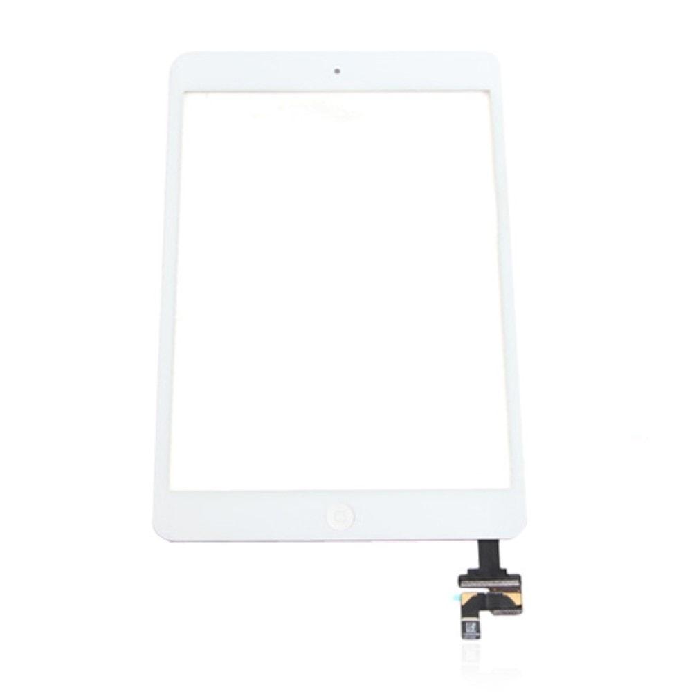 Apple iPad mini 1 2 dotykové sklo originální bílé IC čip