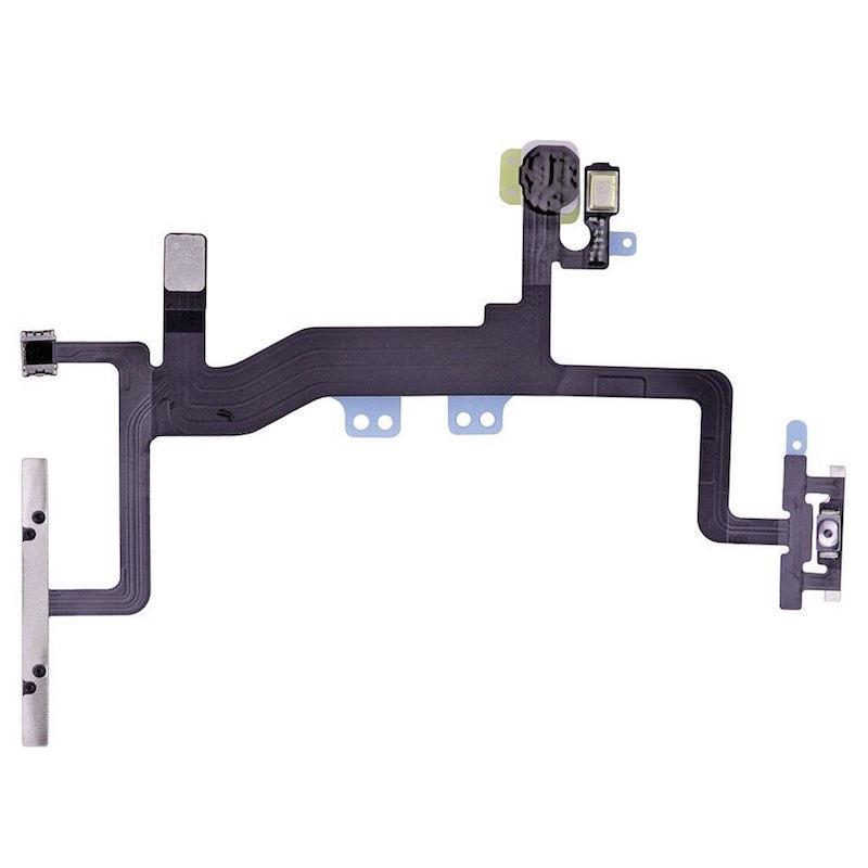 Apple iPhone 6S power flex zapínací talčítko volume ovládání hlasitosti blesk