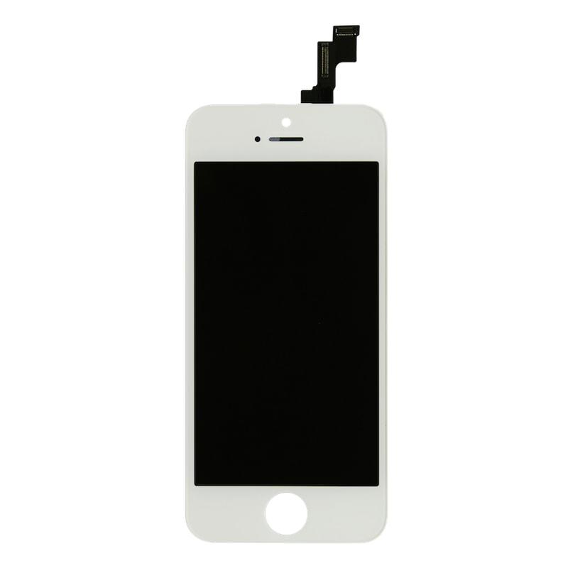 Apple iPhone SE LCD displej bílý dotykové sklo komplet