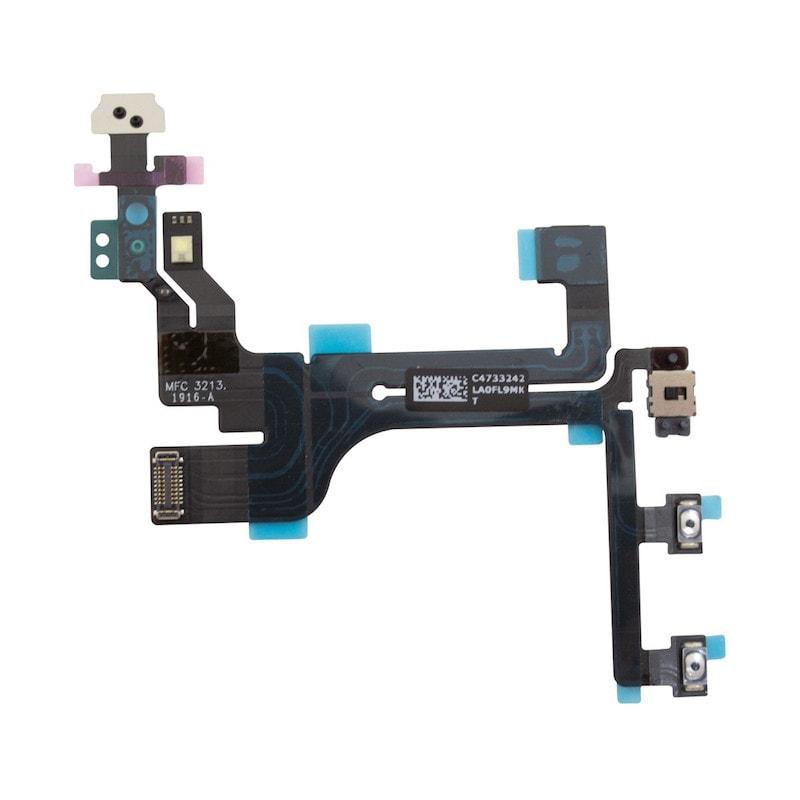 Apple iPhone 5C zapínací tlačítko volume flex power ovládání hlasitosti blesk