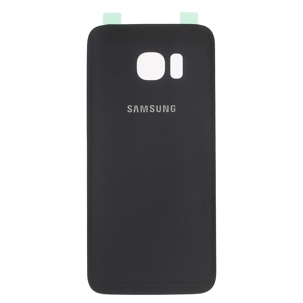 Samsung Galaxy S7 Edge zadní kryt baterie černý black G935F