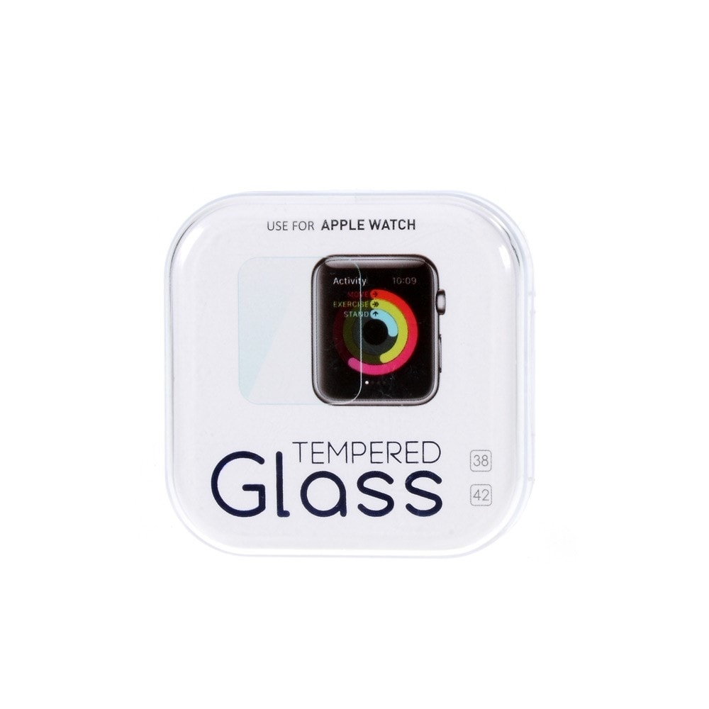 Apple Watch 38mm ochranné tvrzené sklo 2.5D 9H