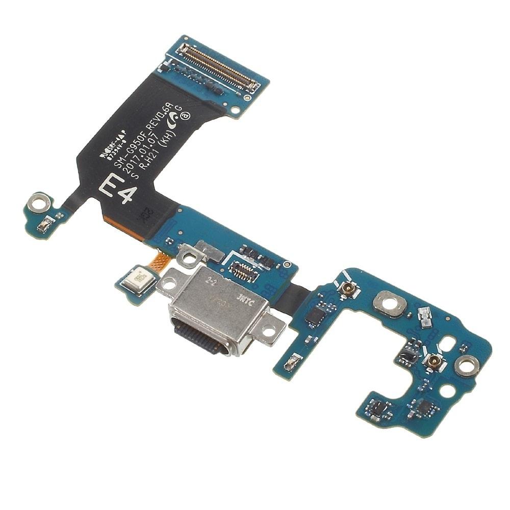Samsung Galaxy S8 napájecí konektor nabíjení flex mikrofon G950