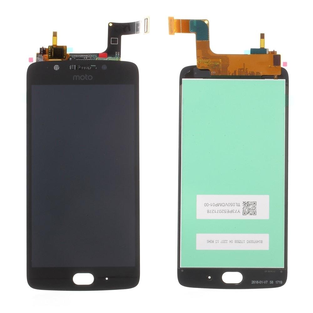 Motorola Moto G5 LCD displej komplet černý